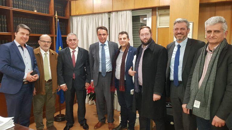 Ο κος Ζηκόπουλος Γεώργιος, Πρόεδρος του Συνδέσμου μας, στη 9μελή Διοικητική Επιτροπή του Επαγγελματικού Επιμελητηρίου Αθηνών