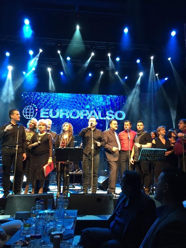 Καλοκαιρινή Φιλανθρωπική Συναυλία Ορχήστρας Europalso 17 Ιουλίου