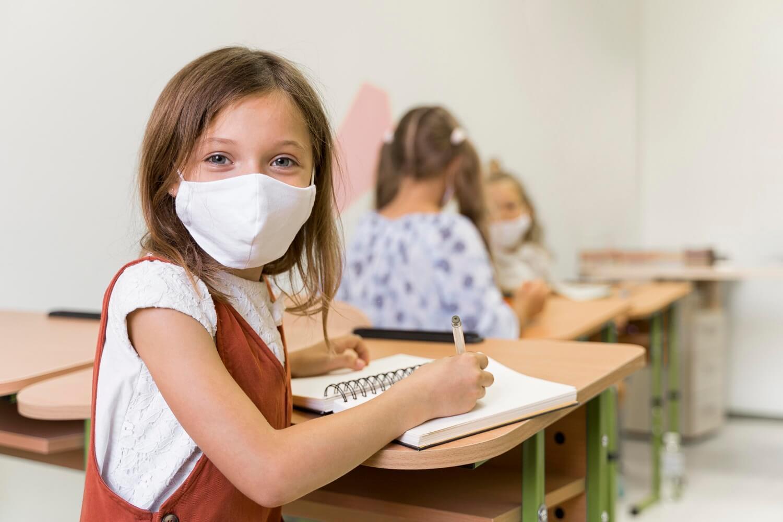 Σχολεία - Διάλειμμα μάσκας: Πότε θα μπορούν οι μαθητές να βγάζουν τη μάσκα